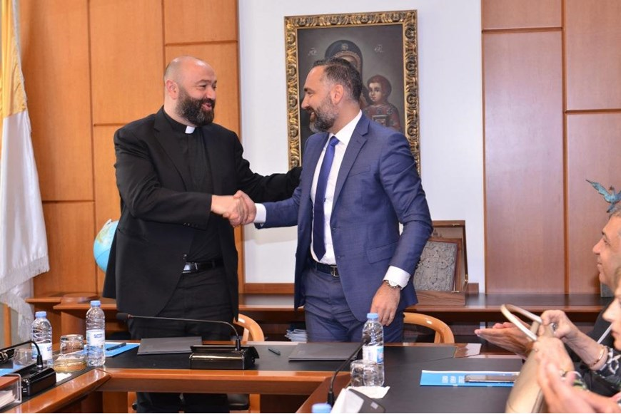 NDU Signs MoU with Growth Technology LLC 21