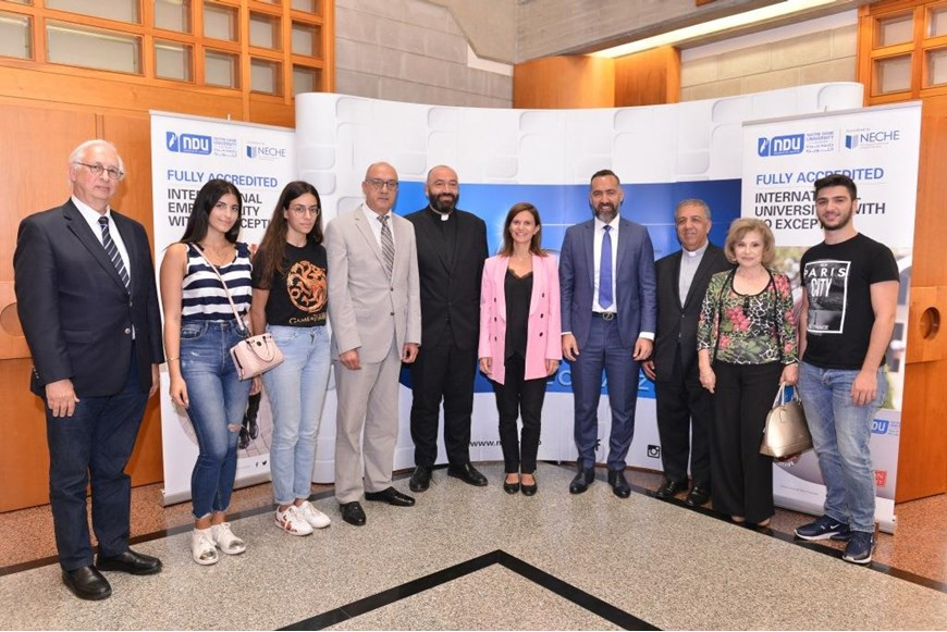 NDU Signs MoU with Growth Technology LLC 22