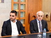 NDU Signs MoU with IRI 5