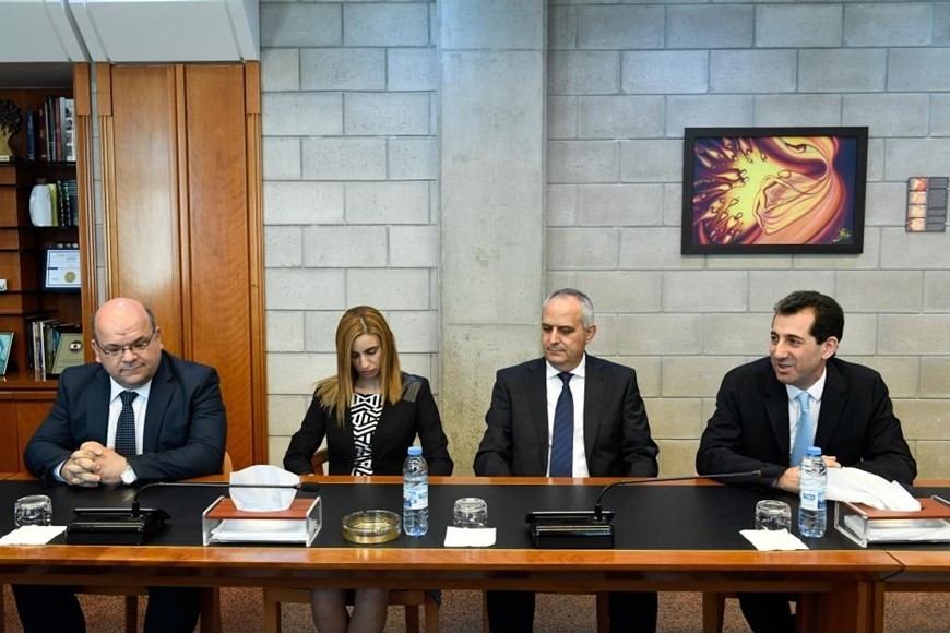 NDU Signs MoU with IRI 7
