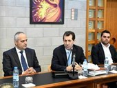 NDU Signs MoU with IRI 9