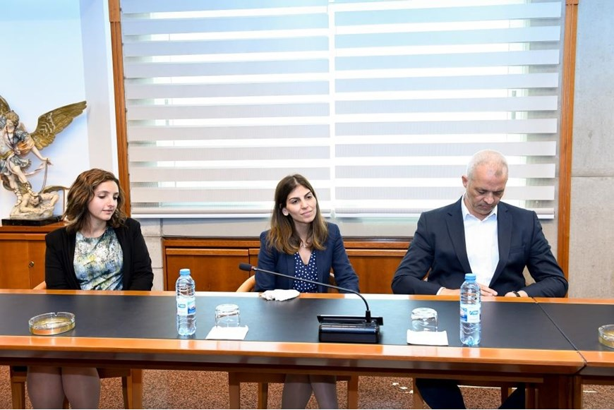 NDU Signs MoU with IRI 10