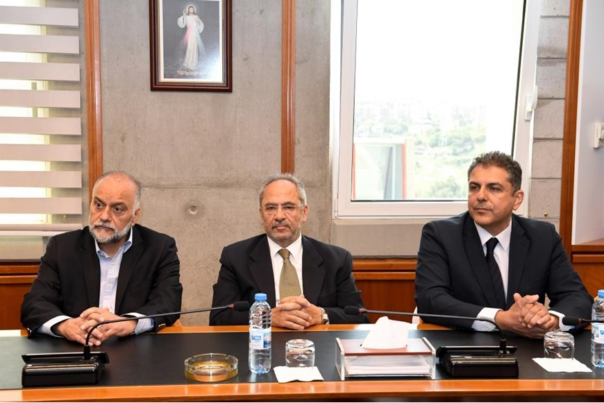 NDU Signs MoU with IRI 11