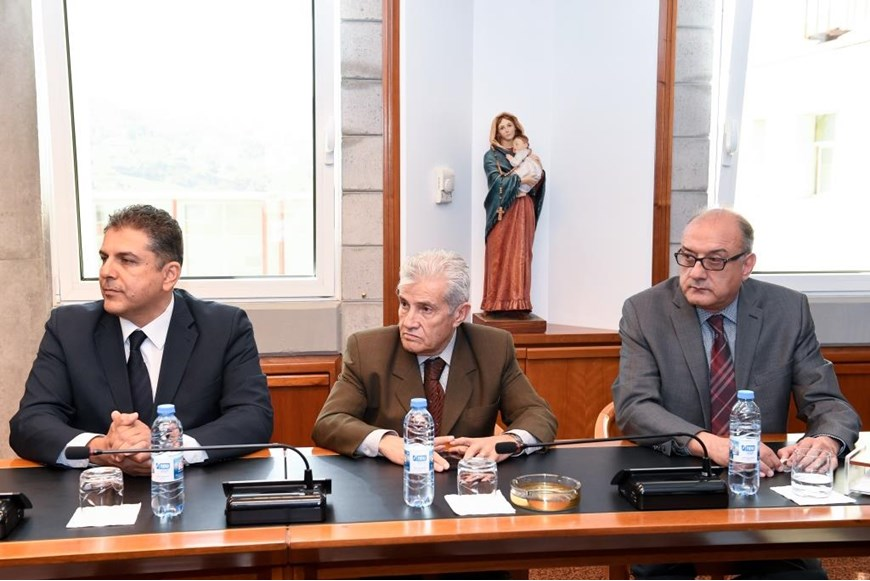 NDU Signs MoU with IRI 12