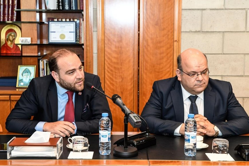 NDU Signs MoU with IRI 33