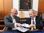 NDU Signs MoU with IRI 40