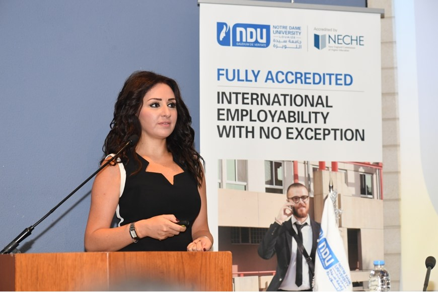 NDU Signs MoU with Lebanese Ministry of Economy and Trade 4