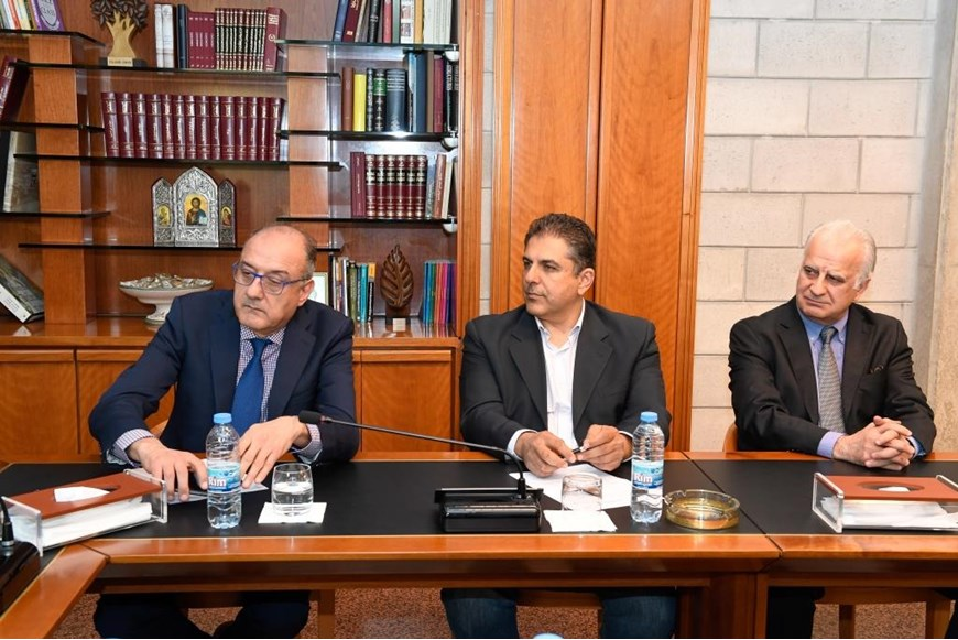 NDU and Concordia Sign MoU 7