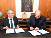 NDU and Concordia Sign MoU 9