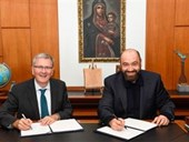 NDU and Concordia Sign MoU 10