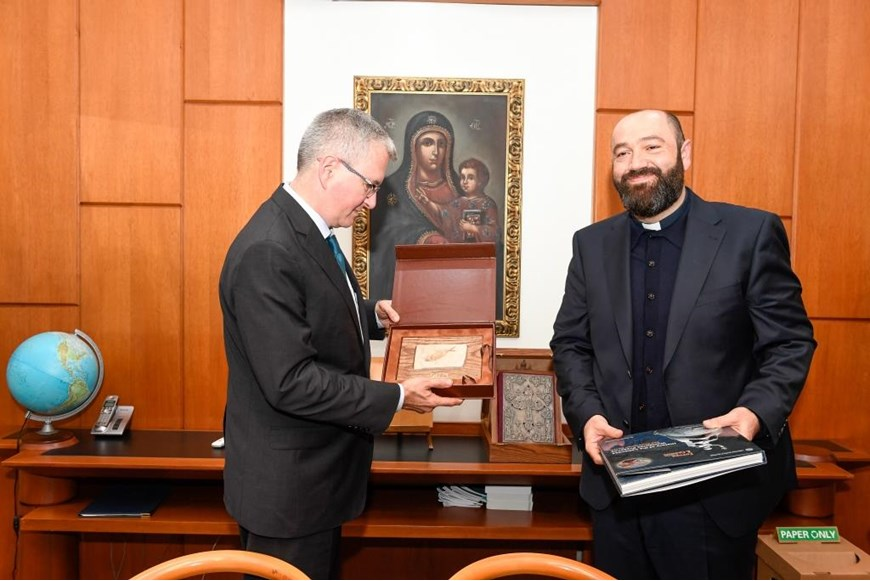 NDU and Concordia Sign MoU 13