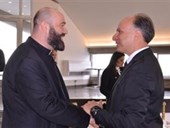 NDU hosts International Baccalaureate Organization Director General 1