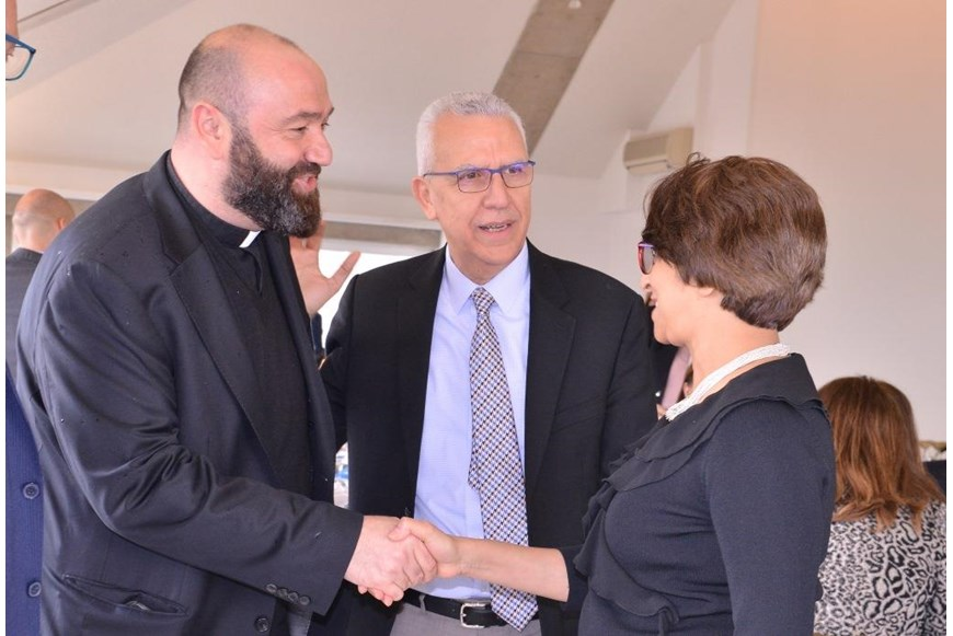 NDU hosts International Baccalaureate Organization Director General 2