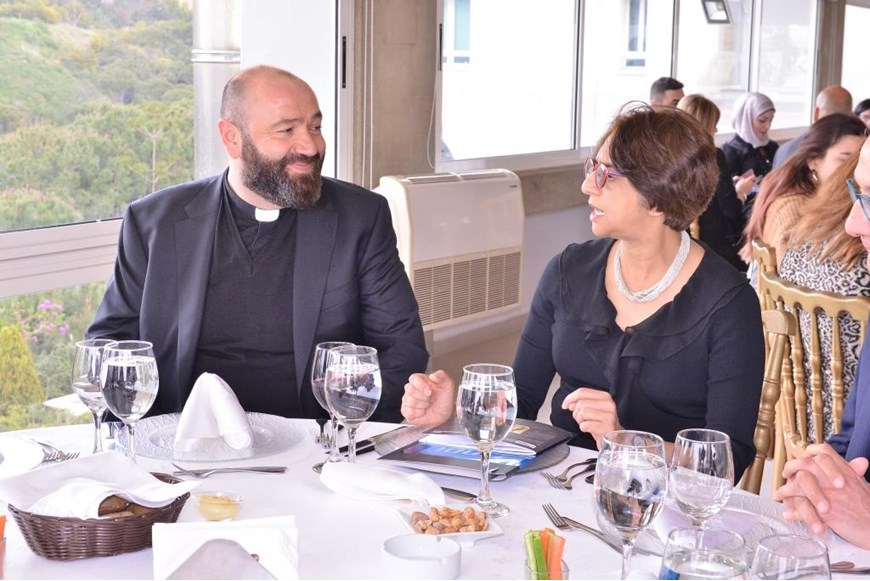 NDU hosts International Baccalaureate Organization Director General 5