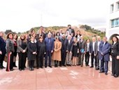 NDU hosts International Baccalaureate Organization Director General 6