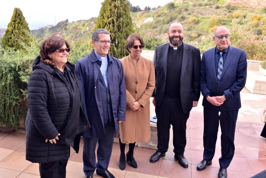 NDU hosts International Baccalaureate Organization Director General 9