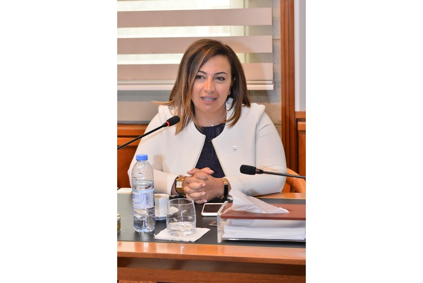 New Alumni Association Board Meets with NDU President 3