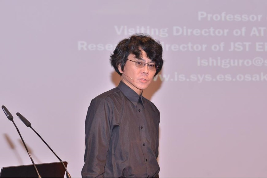 Robots And Our Future Life By Professor Hiroshi Ishiguro 14