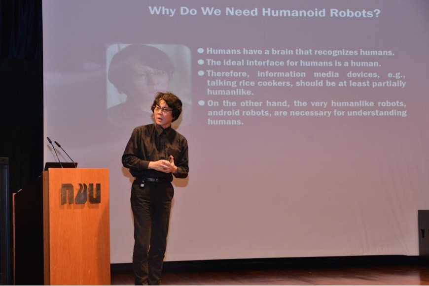 Robots And Our Future Life By Professor Hiroshi Ishiguro 16