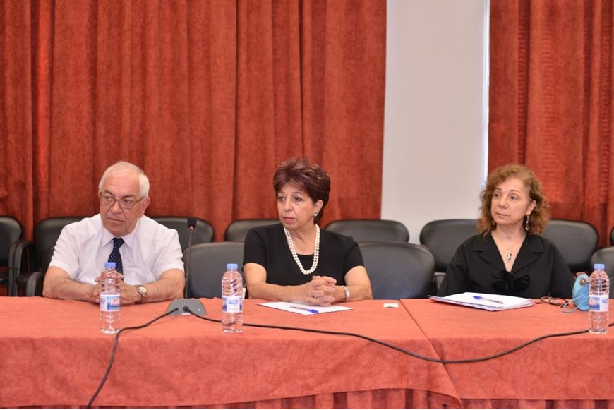 Sustainability Taskforce Hosts Round Table on Zero Waste Solutions in Lebanon 7