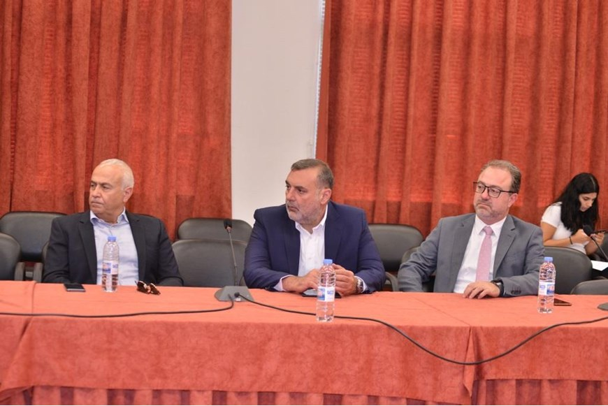 Sustainability Taskforce Hosts Round Table on Zero Waste Solutions in Lebanon 9