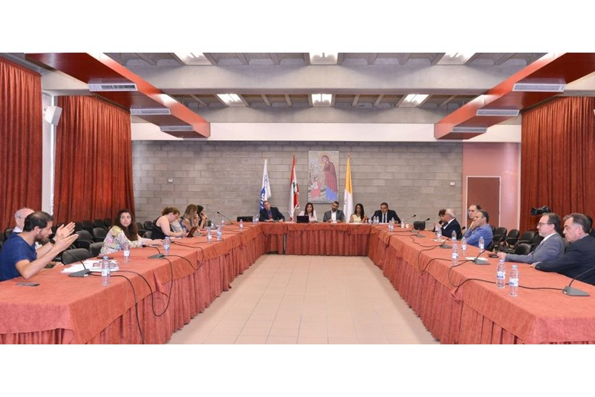 Sustainability Taskforce Hosts Round Table on Zero Waste Solutions in Lebanon 21