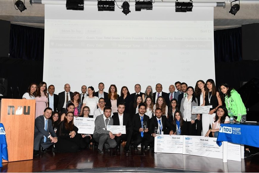 The 2017 Inter-Universities Finance Competition 39