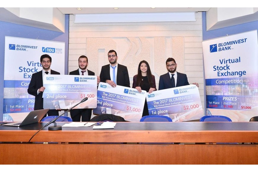 The 2017 Virtual Stock Exchange Competition 1
