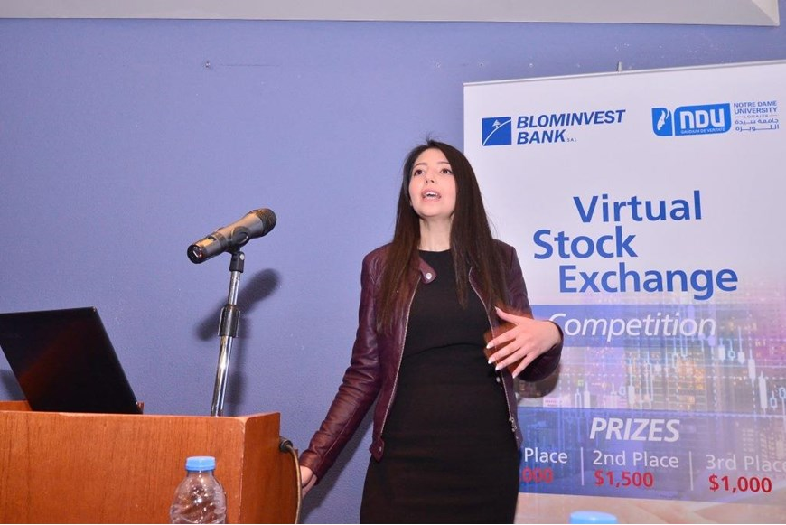 The 2017 Virtual Stock Exchange Competition 8