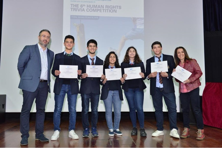 The 6th Human Rights Trivia Competition 42
