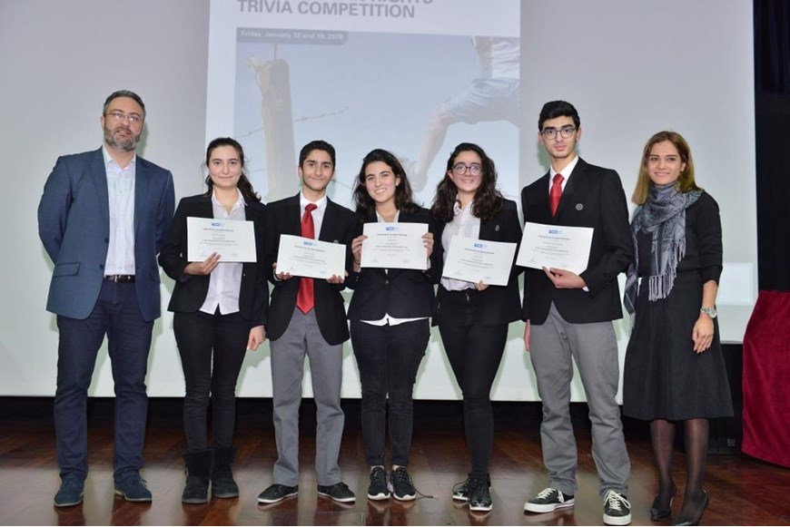 The 6th Human Rights Trivia Competition 48