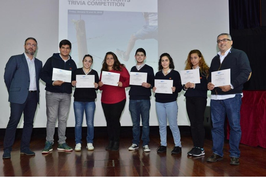 The 6th Human Rights Trivia Competition 53