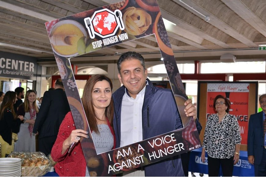 Together Against Hunger 8