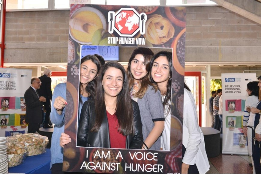 Together Against Hunger 15