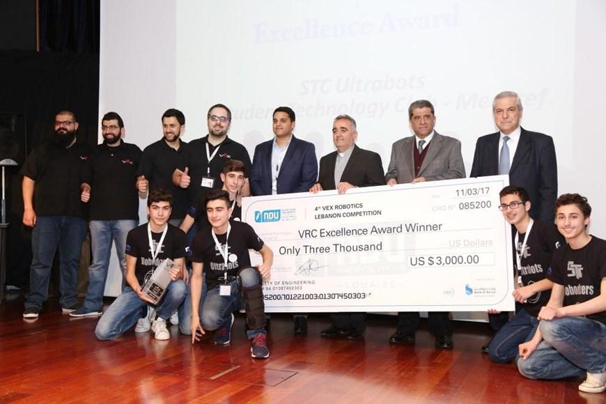 News Events News Largest Robotics Competition At Ndu Ndu