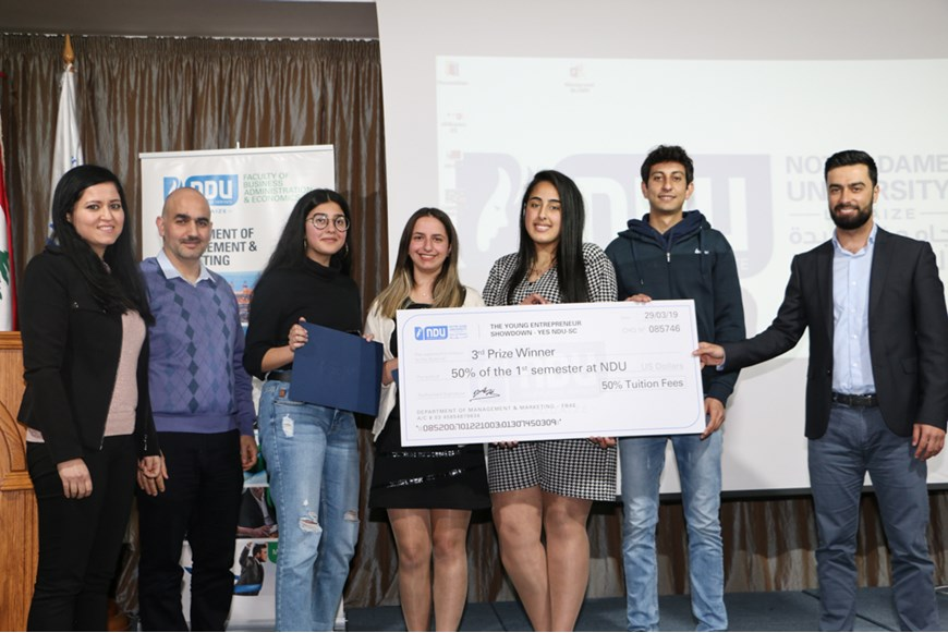 YES NDU-SC Competition 2019 Ceremony  7