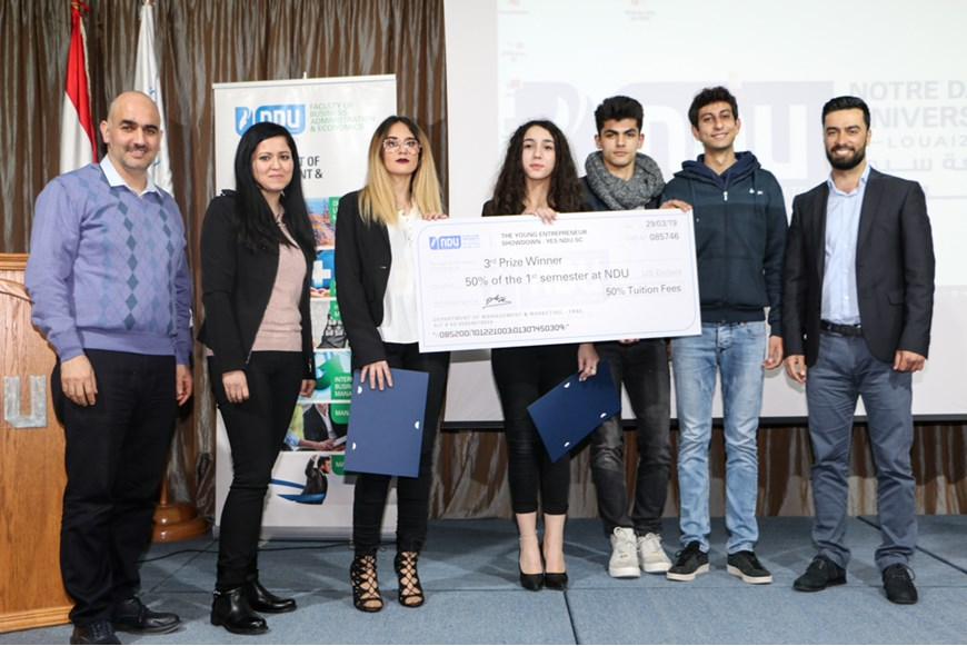 YES NDU-SC Competition 2019 Ceremony  8