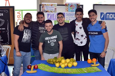 2018 edition of the Nutrition Fair held at NDU!