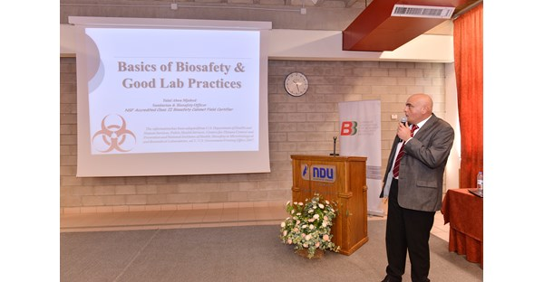 Lebanese Association for Biosafety Biosecurity and Bioethics 4