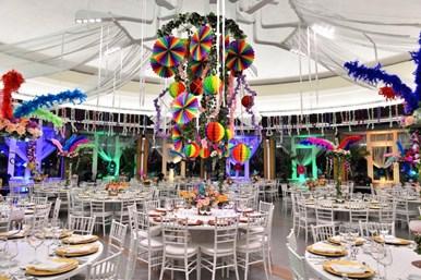 NDU Brazilian-themed Gala Dinner