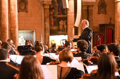 NDU Choir Celebrates its 25th Anniversary