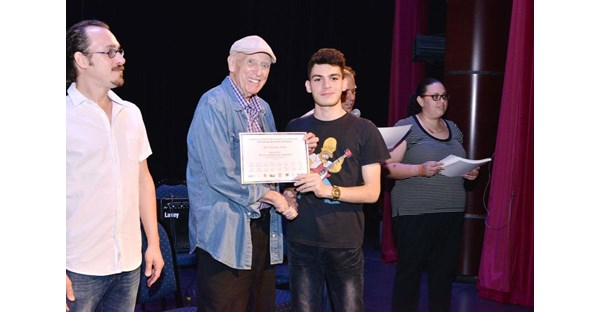 NDU Hosts LeBam Jazz Workshop 7
