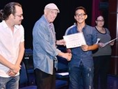 NDU Hosts LeBam Jazz Workshop 14