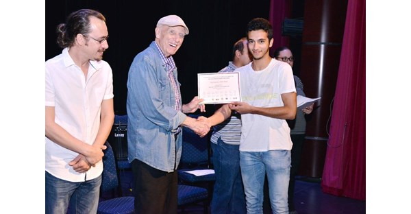 NDU Hosts LeBam Jazz Workshop 15