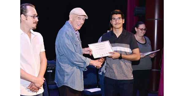 NDU Hosts LeBam Jazz Workshop 18