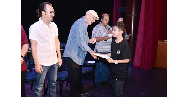 NDU Hosts LeBam Jazz Workshop 33