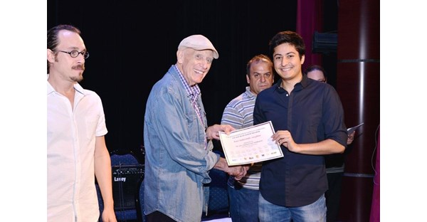 NDU Hosts LeBam Jazz Workshop 35