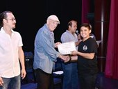 NDU Hosts LeBam Jazz Workshop 38