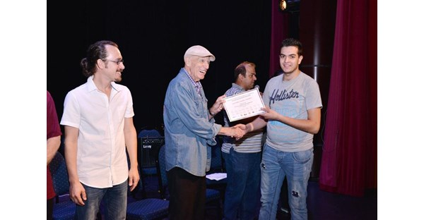 NDU Hosts LeBam Jazz Workshop 39