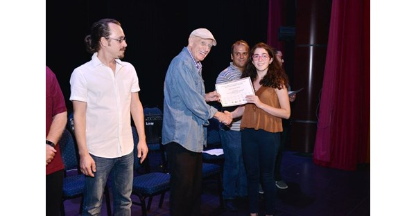 NDU Hosts LeBam Jazz Workshop 43